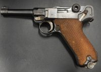 German Luger 30 Luger
