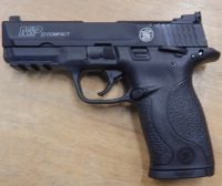 Smith & Wesson M&P .22lr compact 3.6