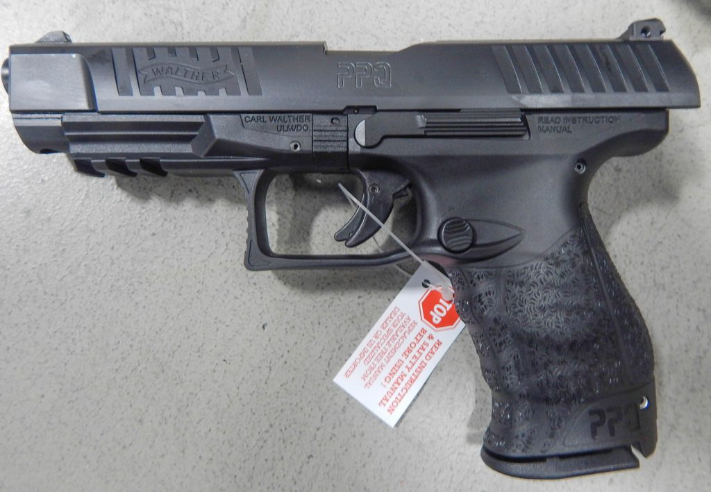 Walther PPQ 9mm 5