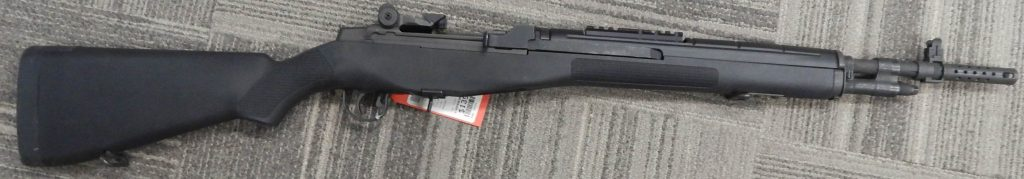 Springfield Armory M1A Scout 18