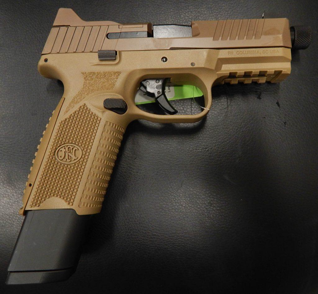 FN 509 Tactical 4.5 9MM