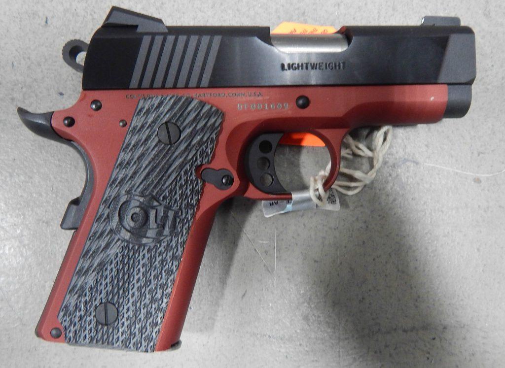 Colt 1911 Defender 3 .45ACP