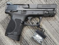 Smith & Wesson M&P 2.0 Compact 3.6 9MM Thumb Safety 12482