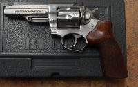 Ruger GP 100 Match Champion 4.5 .357