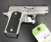 Kimber Micro 9 3 9MM Stainless