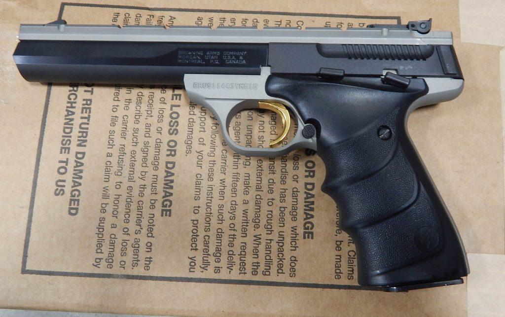 Browning Buck Mark 5.5 .22LR    051564490