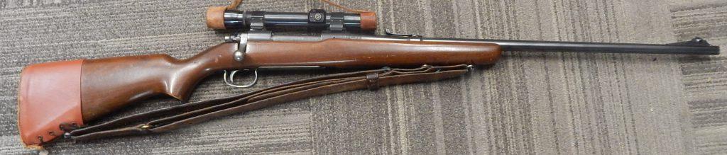 Remington 721 .30-06 24 with scope