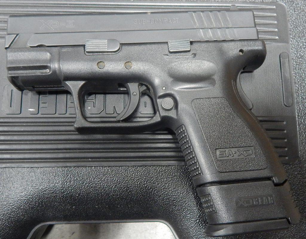 Springfield Armory XD 3 9mm