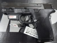 Smith & Wesson M&P Shield E-Z 9mm 3.6 with laser 12439