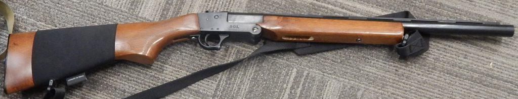 Hatfield single shot 12 gauge 19