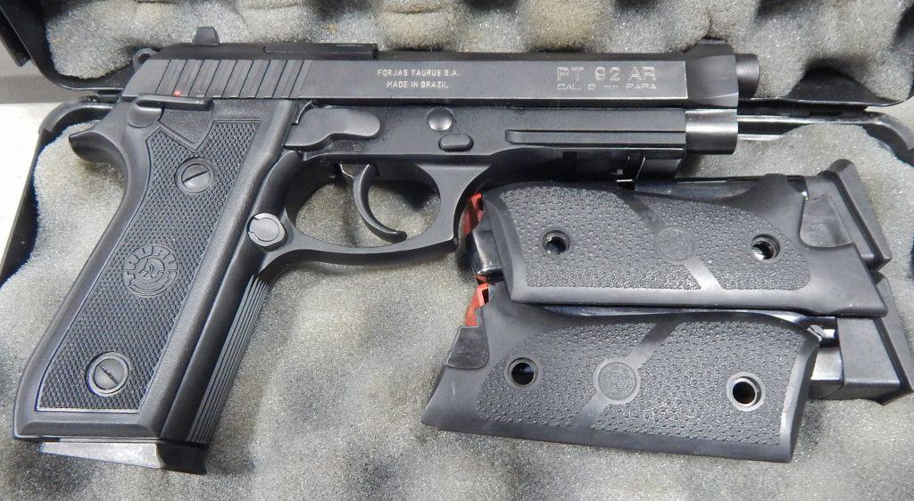 Taurus PTf92R 4.9 9mm