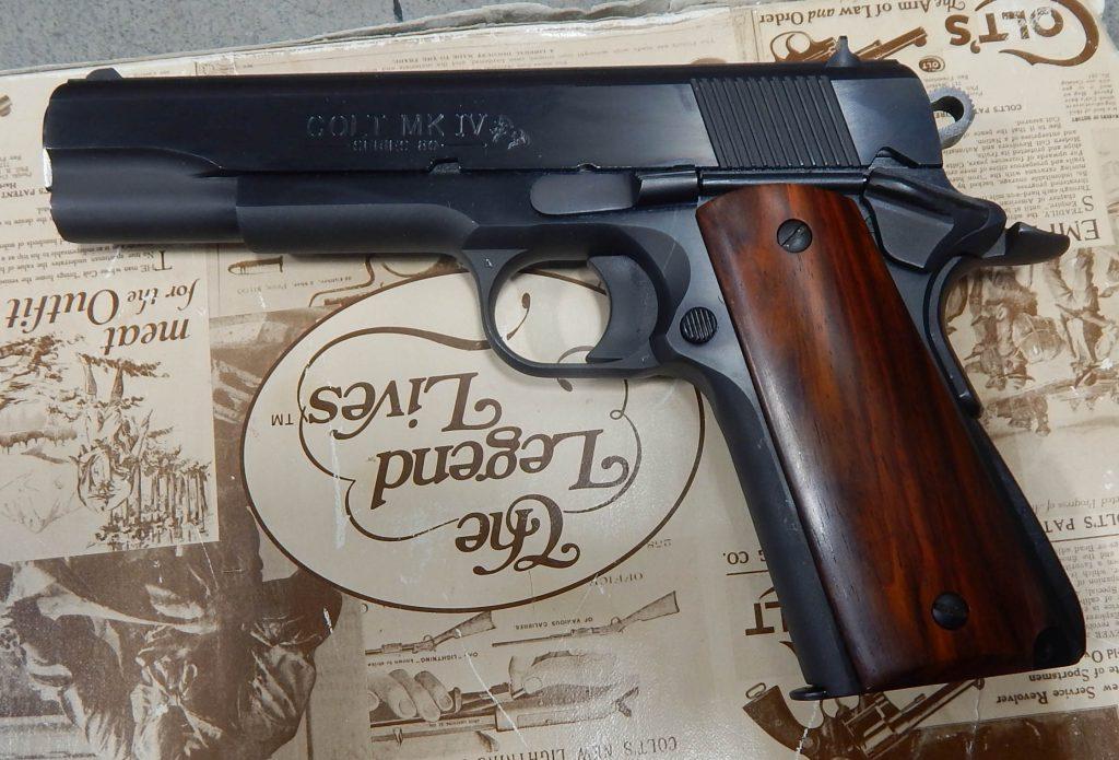 Colt 1911 MK IV Series 80 5 .45ACP