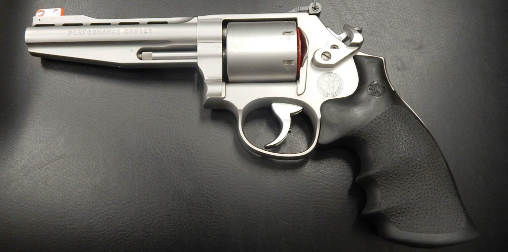 Smith & Wesson 686+ 5 .357