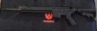 Ruger SR556 16in piston driven 5.56