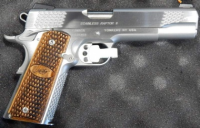 Kimber 1911 Stainless Steel Raptor II .45acp 5in
